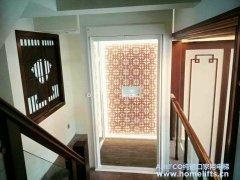 瑞特科别墅电梯中式风案例