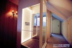Aritco家用小型电梯安装案例